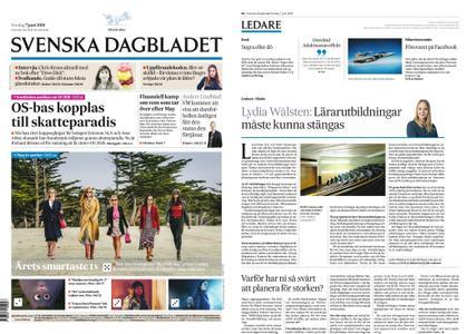 Svenska Dagbladet – 07 juni 2019