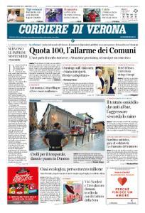 Corriere di Verona – 28 luglio 2019