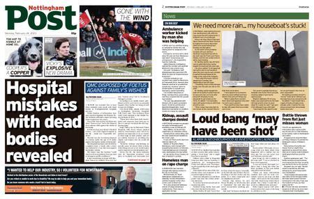 Nottingham Post – February 24, 2020