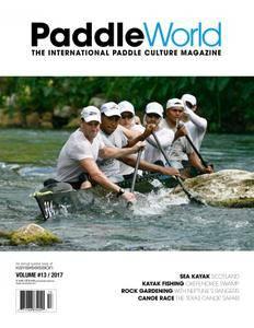 Paddle World Magazine - July 2017