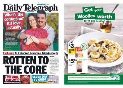The Daily Telegraph (Sydney) – June 17, 2020
