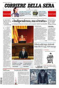 Corriere della Sera - 11 Ottobre 2017