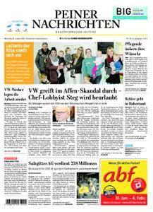 Peiner Nachrichten - 31. Januar 2018
