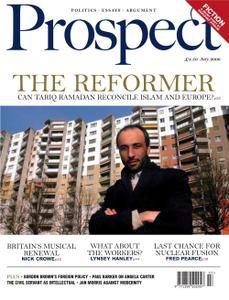 Prospect Magazine - July 2006