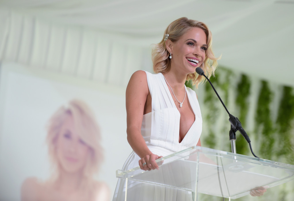Dani Mathers - 2015 Playmate of the Year Announcement Ceremony