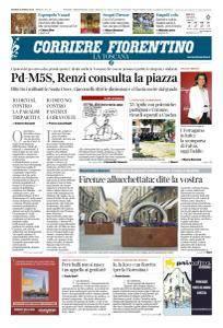 Corriere Fiorentino La Toscana - 26 Aprile 2018
