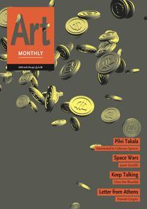 Art Monthly - June 2016   No 397