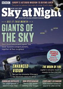 BBC Sky at Night - July 2020