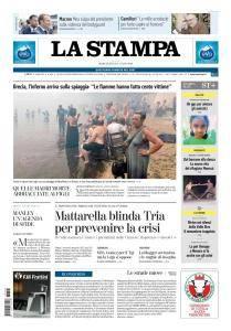 La Stampa Torino Provincia e Canavese - 25 Luglio 2018