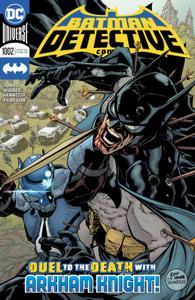 Detective Comics 1002 2019