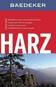 Baedeker Reiseführer Harz: mit GROSSER REISEKARTE, Auflage: 11