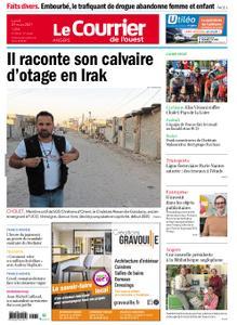Le Courrier de l'Ouest Angers – 29 mars 2021