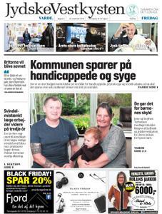JydskeVestkysten Varde – 23. november 2018