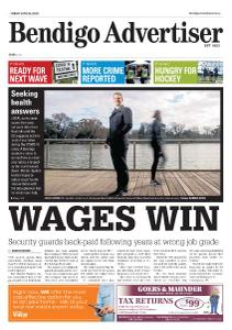 Bendigo Advertiser - June 19, 2020