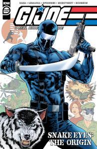 G I Joe A Real American Hero Snake Eyes The Origin (2020) (Digital Empire