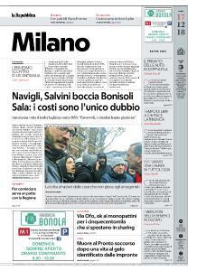 la Repubblica Milano - 17 Dicembre 2018