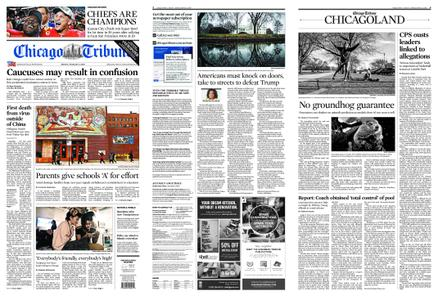 Chicago Tribune – February 03, 2020