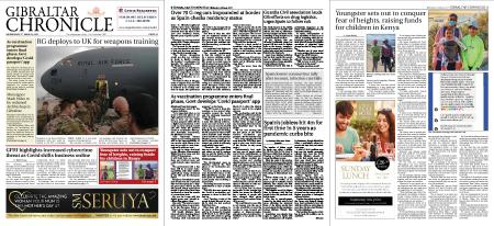 Gibraltar Chronicle – 03 March 2021