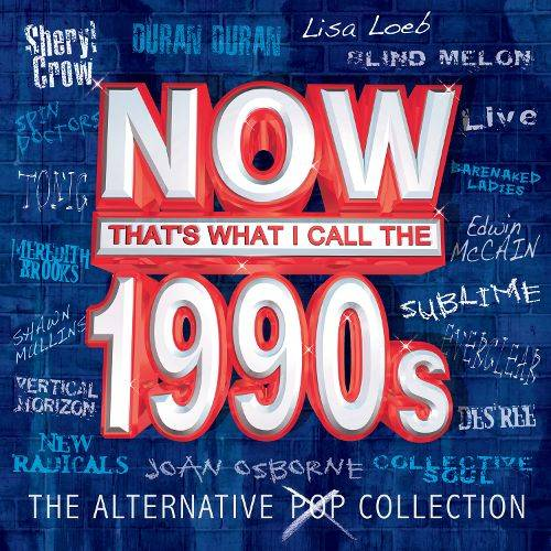 VA - Now That's What I Call the 1990s: The Alternative Pop Collection (2010)