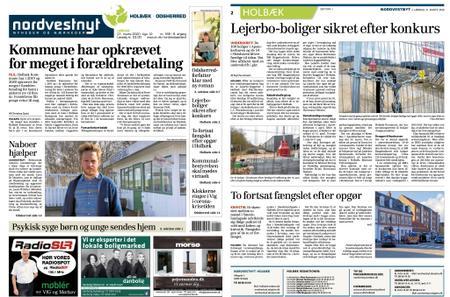 Nordvestnyt Holbæk Odsherred – 21. marts 2020