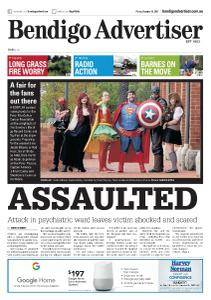 Bendigo Advertiser - October 13, 2017