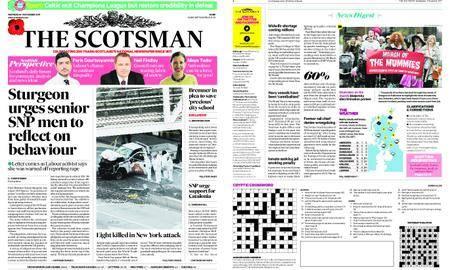 The Scotsman – November 01, 2017