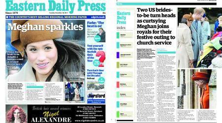 Eastern Daily Press – December 26, 2017