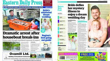 Eastern Daily Press – August 30, 2018