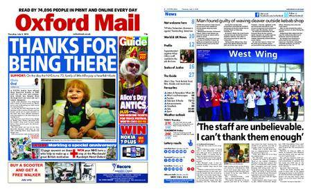 Oxford Mail – July 05, 2018