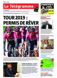 Le Télégramme Auray – 06 juillet 2019