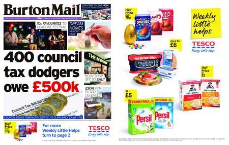 Burton Mail – January 31, 2019