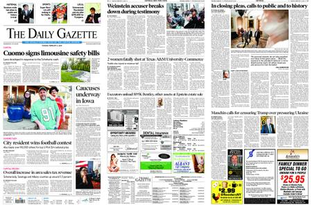The Daily Gazette – February 04, 2020