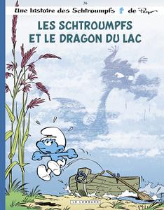 Les Schtroumpfs - Tome 36 - Les Schtroumpfs et le dragon du lac (2018)