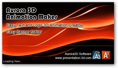 Aurora 3D Animation Maker 11.08081844