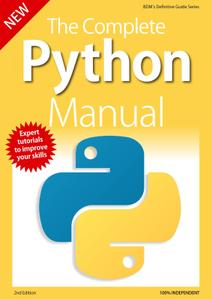 The Complete Python Manual – May 2019