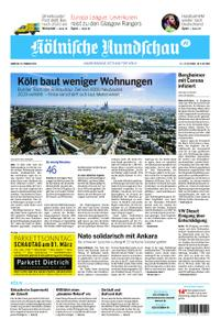 Kölnische Rundschau Wipperfürth/Lindlar – 29. Februar 2020