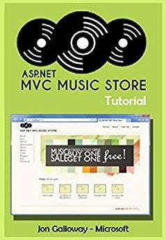 ASP.NET MVC Music Store Tutorial