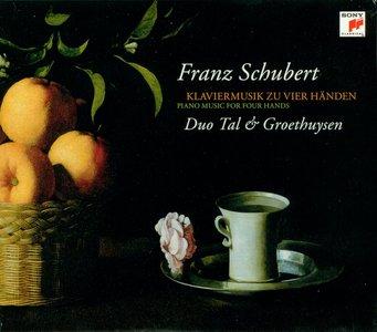 Franz Schubert - Piano Music for Four Hands