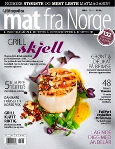 Mat fra Norge – juni 2019