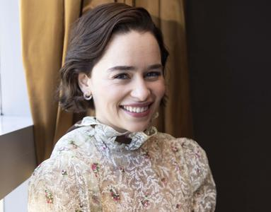 Emilia Clarke - Game of Thrones Season 8 Press Conference in New York on April 2019