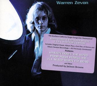 Warren Zevon - Warren Zevon (1976) 2CDs, Expanded Remastered, Collector's Edition 2008 [Re-Up]