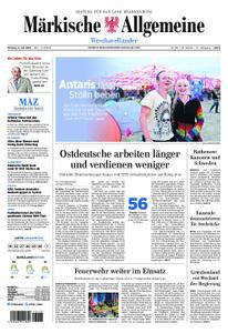 Märkische Allgemeine Westhavelländer - 08. Juli 2019