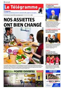 Le Télégramme Brest Abers Iroise – 06 octobre 2019