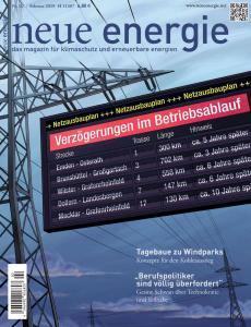 Neue Energie - Februar 2019