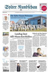 Sylter Rundschau - 18. Mai 2019