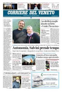 Corriere del Veneto Vicenza e Bassano – 23 febbraio 2019