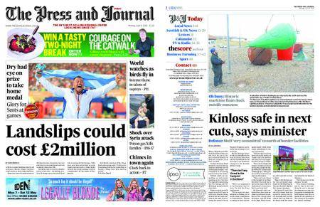The Press and Journal Moray – April 09, 2018