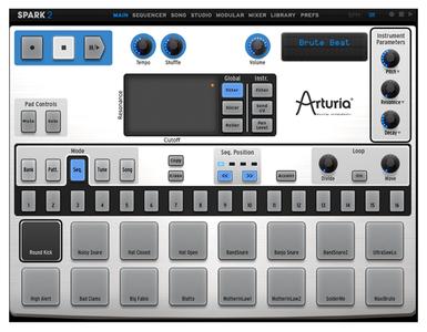Arturia Spark 2 v2.4.0 MacOSX