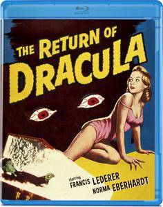 The Return of Dracula (1958)