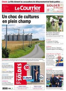 Le Courrier de l'Ouest Cholet – 30 juin 2021